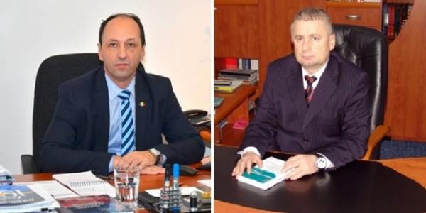 Marius Iacob și Călin Nistor
